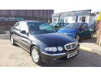 """STUNNING"" ROVER 45 CLUB 16V 1.6 (2003) - SALOON - LOW MILEAGE - LONG MOT - 2 KEYS - HPI CLEAR!"