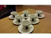 Lavazza coffee cups