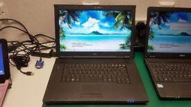 2nd Fujitsu laptop