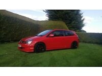 Honda Civic Type r ep3 2004