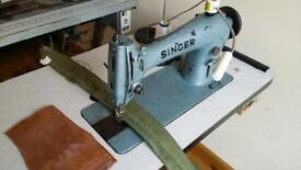 Industrial Sewing Machine Singer