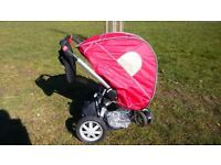 Quinny buzz for sale (red)