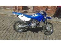 Yamaha TTR 125 03