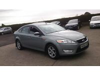 LATE 2008 FORD MONDEO 1.8 TDCI ZETEC