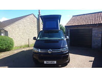 Volkswagen T5 Transporter Campervan conversion