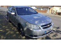 2008 chevrolet epica 2.0 vcdi ls stat and drive