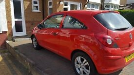 CORSA LOW MILEAGE LONG MOT £2600 ono