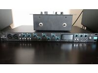 Focusrite Pro 40 - With Thunderbolt adaptor AND hard case