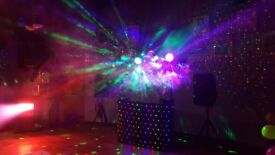 Full Mobile Disco / DJ setup