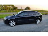 2006 FORD FOCUS 1.6LX 5DR HATCH LONG MOT £595 PX WELCOME