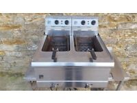 PARRY TABLE TOP DEEP FAT FRYER