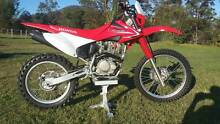 2009 Honda CRF230F Dirt bike. Hardly Used. Excellent condition Brisbane Region Preview