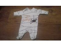 Baby boy clothes & shoes