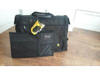 GATE8 Garment Mate +Zip off Laptop Bag - shirt organiser FREE