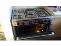 bush range cooker model number-AGE96RS