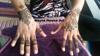 Heena art-Karwa chauth (book your appointments)