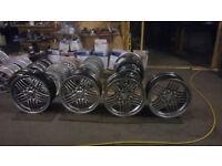 alloy wheel refurbishment refurb rim repair powder coating services rim sales
