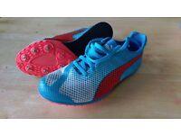 Puma Running Spikes Evospeed Star V4 Boys Size 4