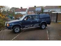 Ford ranger for double cab diesel tow bar