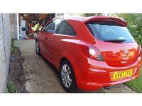 Vauxhall Corsa SXi 2007 Petrol 1.2 Manual