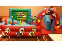 Bouncy castle hire leicester