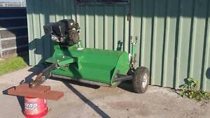 Flail Mower Williamtown Port Stephens Area Preview