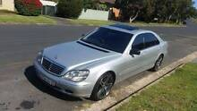 Mercedes-Benz S500 LADY OWNER LUXURY LOW KS ((((PRICE DROPPED))) Sydney City Inner Sydney Preview