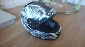 Helmets probiker and hjc