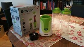 Breville blender - used, but in good condition