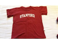 T Shirt for Children, Stanford