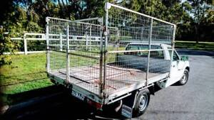 MAN with UTE-SMALL MOVES & RUBBISH REMOVALS -NORTH BRISBANE
