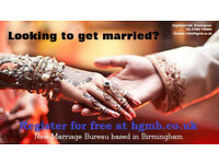 Birmingham's Muslim marriage bureau - It's FREE to register and search!