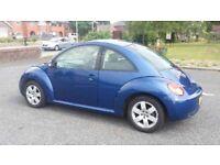 VW Beetle Luna Edition