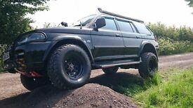 Shogun Sport - 7 Seater - Expedition ready - Hi Spec - Turbo Diesel