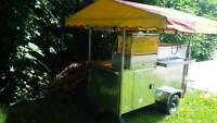 HOT DOG CART FOR SALE OR TRADE FOR CAR!!