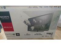 Sony 3D TV 1080p 4 x Active Glasses