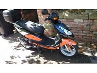 Selling due to getting a new bike works fine had for 5 months