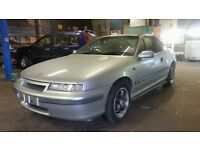 Vauxhall Calibra 2.0 16v - A beautifully looked after car with all the service history!