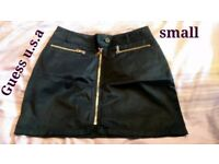 Black skirt by Guess, size small