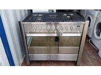 'Tecnik' Dual Fuel Range Cooker - Excellent Condition / Free local deliver