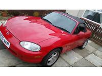 ( 12 months mot ) Mazda mx5 1600cc