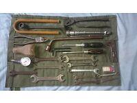 Mercedes Benz tool kit w121 190sl w198 300 sl Ponton 220SE 170 S-V Adenauer for best offer