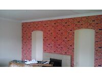 BKL HOME LTD: WE PROVIDE UP TO 50% PAINTING & DECORATING, WALLPAPERING,VINYL FLOOR, FENCING,PLASTER