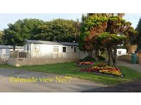 Holiday Home /Caravan to let,rent near Newquay Cornwall prices from £225