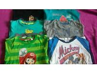 Bundle the of 4-5 year old clothes