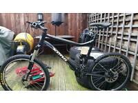 IDEAL FOR XMAS 2013/14 kona tanuki full suspention bike