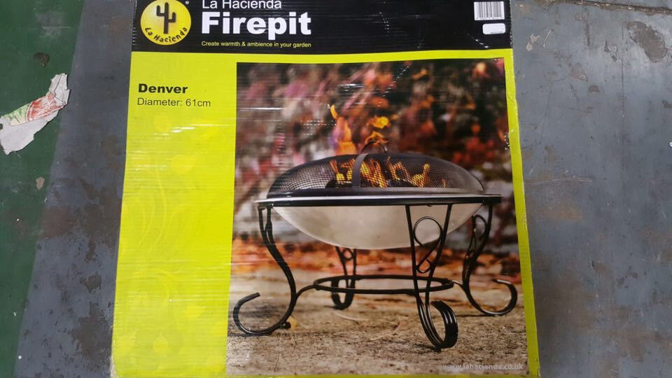 Chimnea with stand / and fire pit
