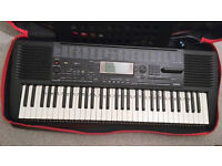 YAMAHA PSR-420 with book,stand and cover bag