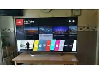 "LG 55"" Smart 3D Web os Tv"