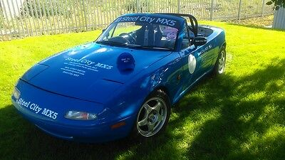 Steel City MX5